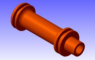 3d модель компас 3d кран пневматический
